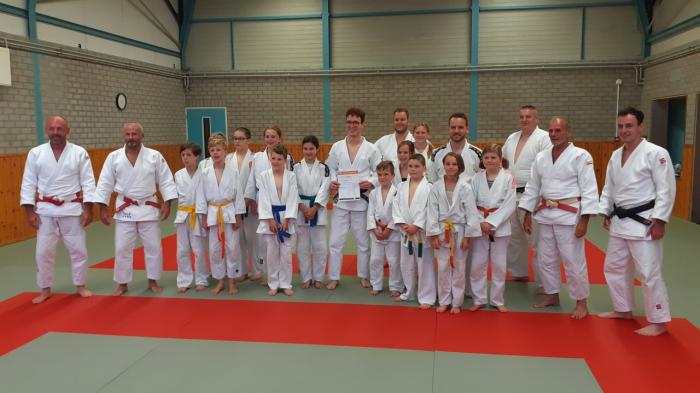 Trainersexamen Niels 2